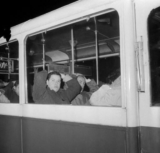 algérien police paris france 17 octobre 1961