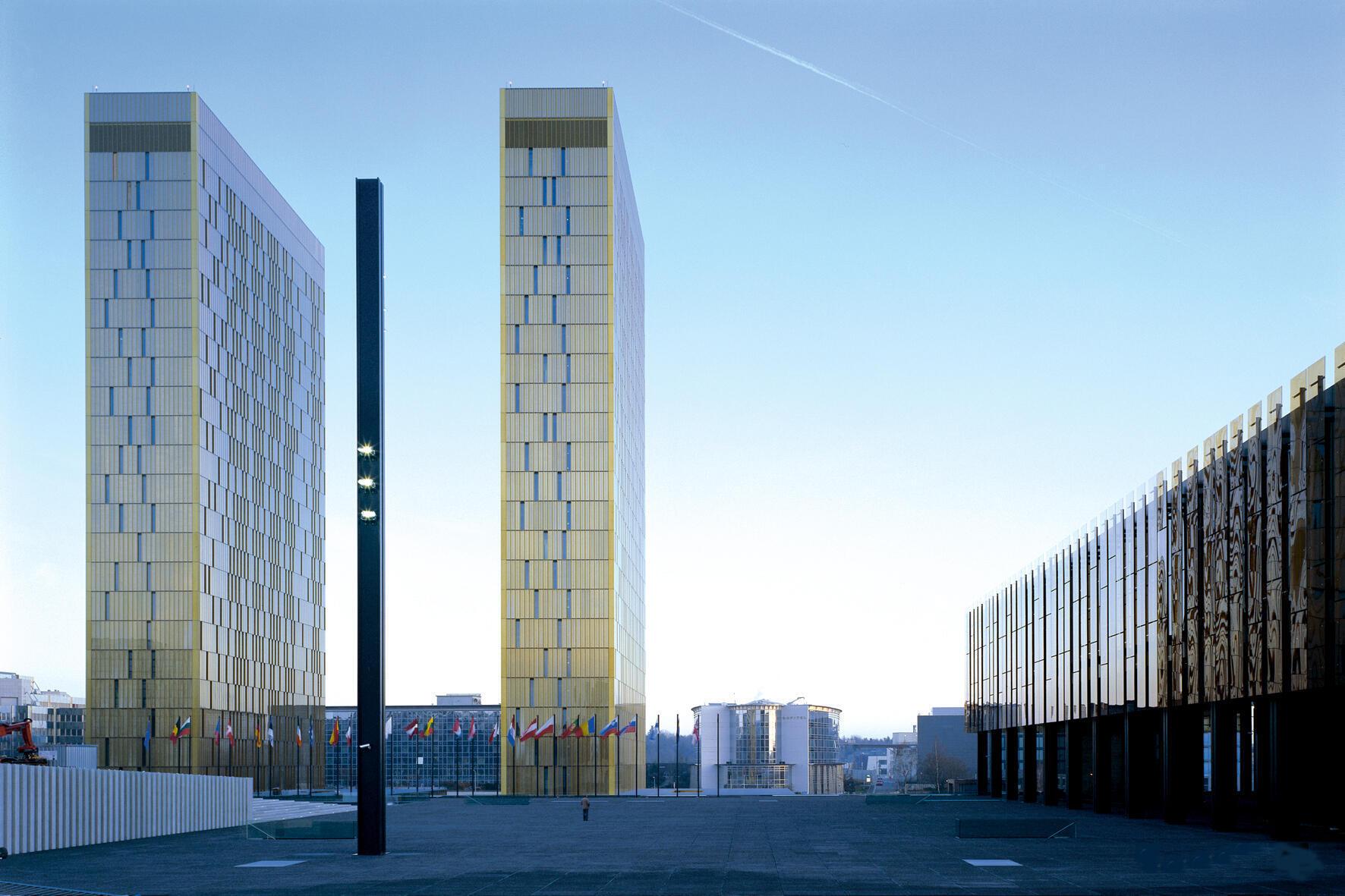 Tòa Án Công Lý Châu Âu (CJUE) tại Luxembourg.