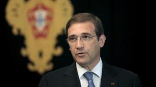 O primeiro-ministro português Pedro Passos Coelho foi indigitado para voltar a formar governo.
