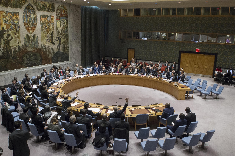 Le Conseil de sécurité de l'ONU. On est à huit jours du renouvellement du mandat de la mission de maintien de la paix en RDC.