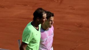 Nadal y Schwartzman