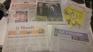 Diários franceses 27.01.2017