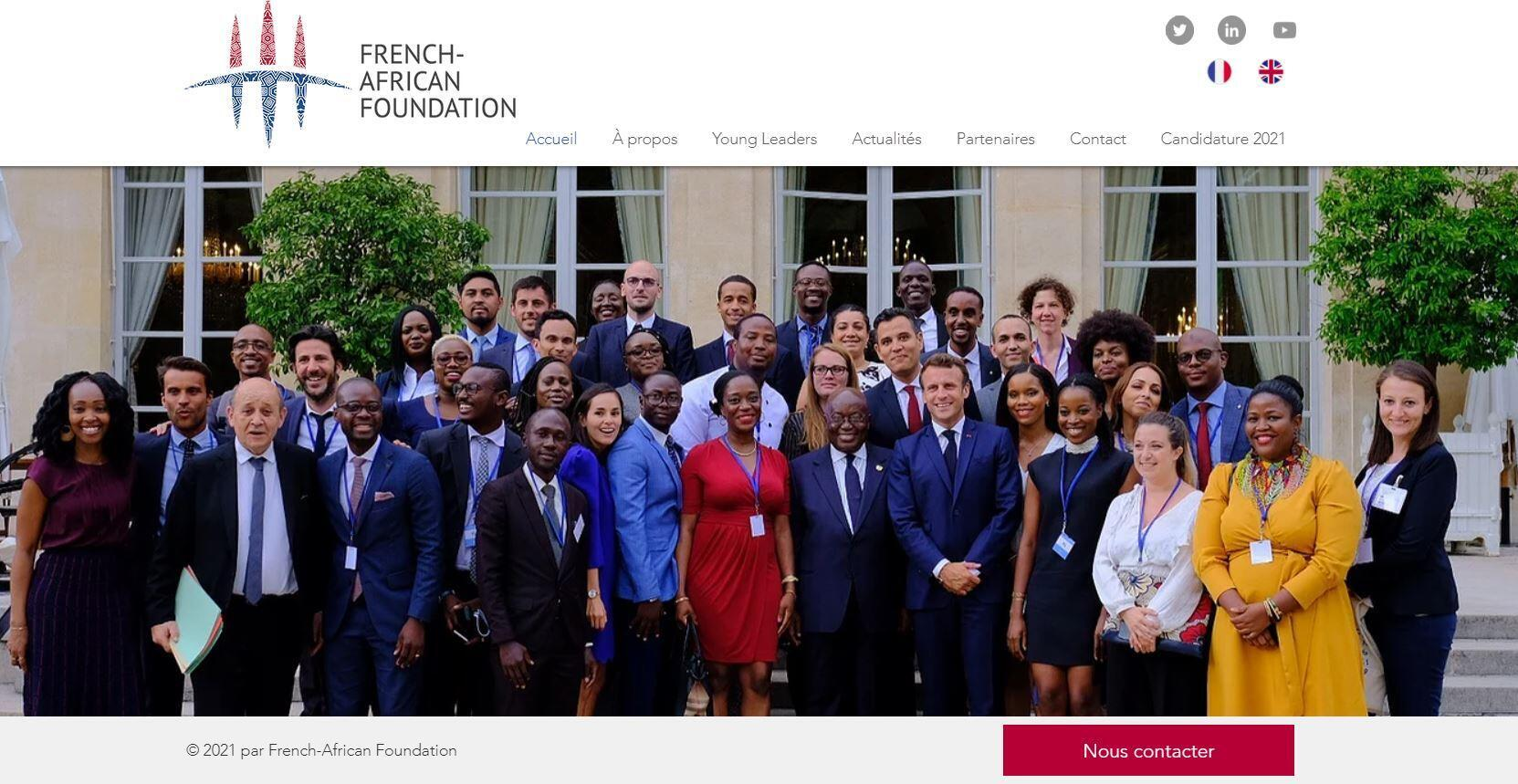 french-african-foundation-site