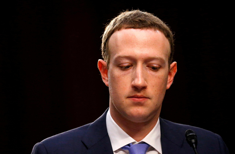 លោក Mark Zuckerbergអគ្គនាយក Facebook