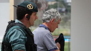 Detenção do presidente da Real Federação Espanhola de Futebol, Ángel María Villar