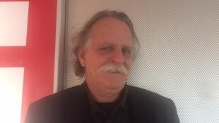 "Cláudio Edinger, fotógrafo, autor de ""Machina Mundi""."