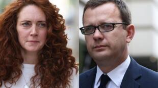 Rebekah Brooks foi absolvida no processo das escutas do News of the World e Andy Coulson foi considerado culpado de pelo menos uma acusação.