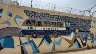prison la maison d'arrêt de Rebeuss à Dakar senegal