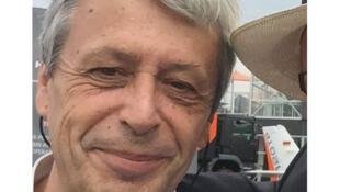 Yann Cochennec, rédacteur en chef de l'hebdomadaire français d'Air et Cosmos.