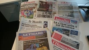Diários franceses 22.06.2016