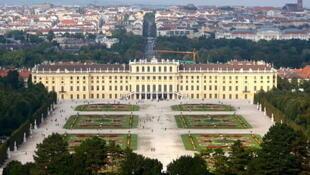 Lâu đài Schönnbrunn tại Vienne, Áo