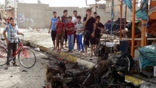 Bạo động tràn lan tại Irak, tính từ đầu năm đến nay đã có hơn 4.500 người thiệt mạng.