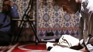 США: Одна из мечетей Нью-Йорка