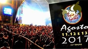 A 33ª edição do festival internacional de música da Baía das Gatas