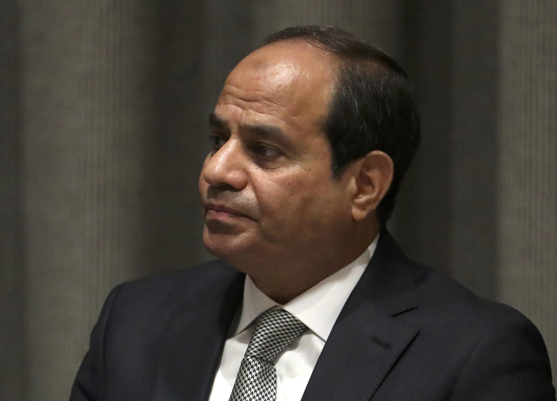 Shugaban Masar Abdel Fattah al-Sissi