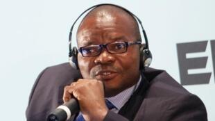 Marc Ona est le fondateur et secrétaire exécutif de Brainforest Gabon.