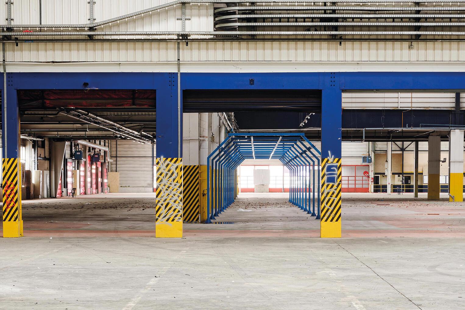 A fábrica Fagor