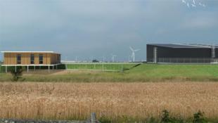 La première usine doit commencer sa production d'hydrogène vert à Bouin en Vendée.