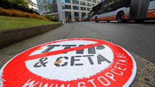 """Bélgica """"não está em condições de assinar CETA"""""""