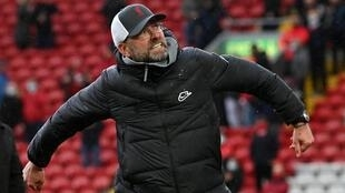 Jurgen Klopp has guided Liverpool into the Champions League for the fifth consecutive season