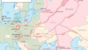 Le gazoduc Nord Stream a été mis en exploitation en novembre dernier.