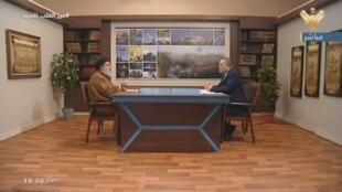 """حسن نصرالله، دبیرکل حزبالله لبنان، در گفتوگو با شبکه لبنانی """"المنار"""" در شامگاه جمعه ٢١ تیر/ ١٢ ژوئیه ٢٠۱٩ """""""