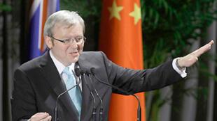 Le gouvernement de Kevin Rudd a décidé de rouvrir le centre de rétention de Curtin dans l'ouest de l'Australie.