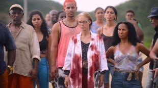 """Cena de """"Bacurau"""", com Sonia Braga no elenco."""
