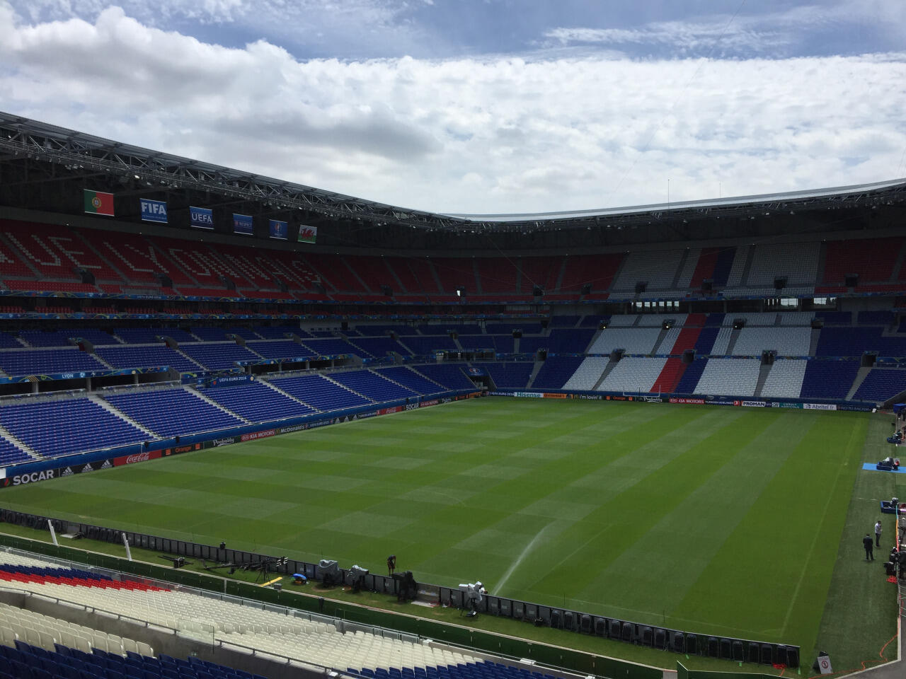 Uwanja wa Stade de Lyon nchini Ufaransa