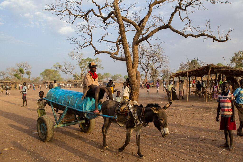 Sudão do Sul declara estado de fome
