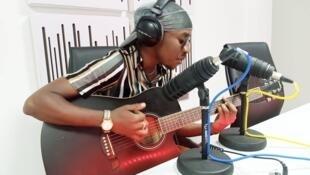 Msanii wa Kenya Ali Suleiman