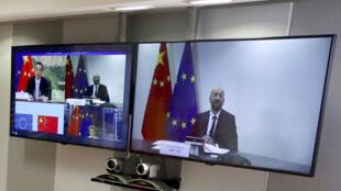 UE- China
