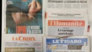 França, coronavírus e o mal-estar nos lares de idosos