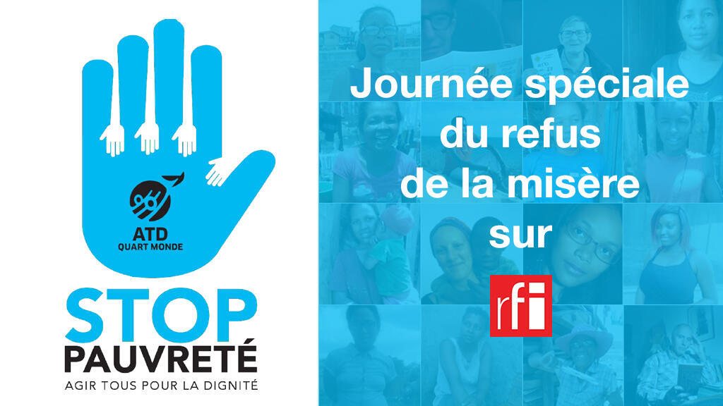 A RFI assinalou a 17 de Outubro uma jornada especial em torno da luta contra a pobreza.