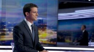 Primeiro-ministro francês, Manuel Valls