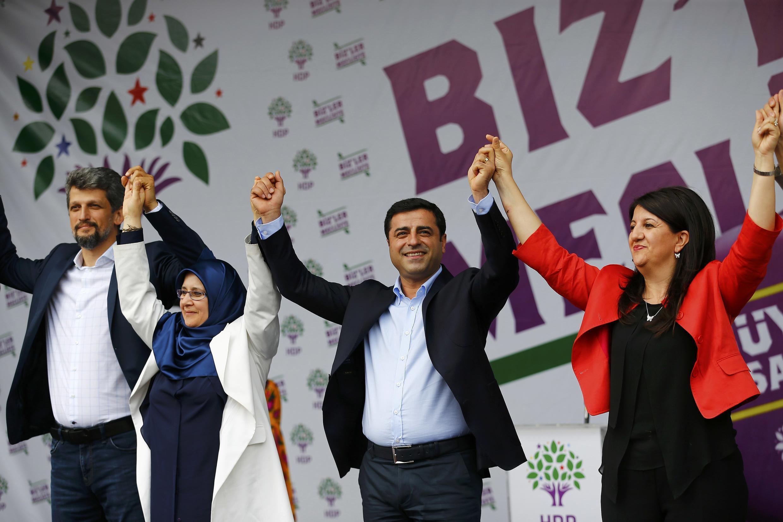 Istanbul, le 8 juin 2015. Ces élections législatives ont été marquées par le score du parti pro-kurde HDP et son entrée au Parlement turc.