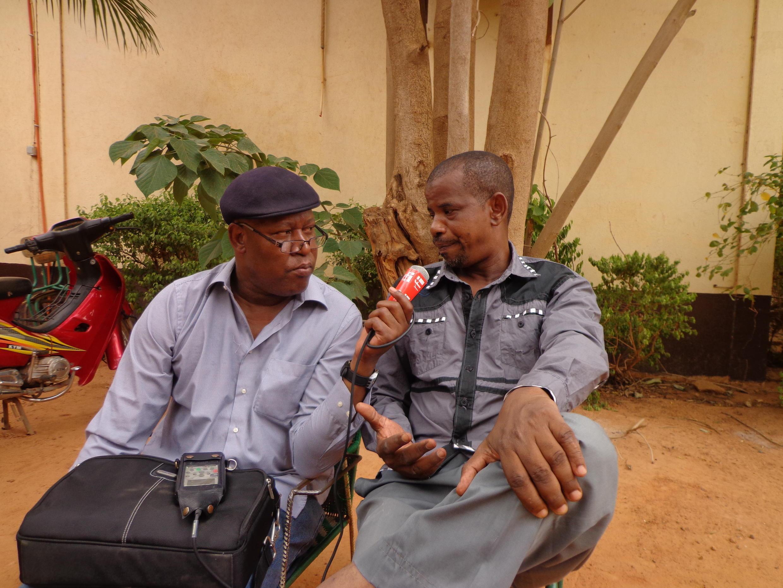 Dodo Ibrahim, chargé du programme société civile et décentralisation du pôle régional Niger du Centre d'éudes économiques et sociales de l'Afrique de l'Ouest (Cesao).