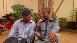 Dodo Ibrahim, chargé du programme société civile et décentralisation du pôle régional Niger du Centre d'éudes économiques et sociales de l'Afrique de l'Ouest (CESAO)