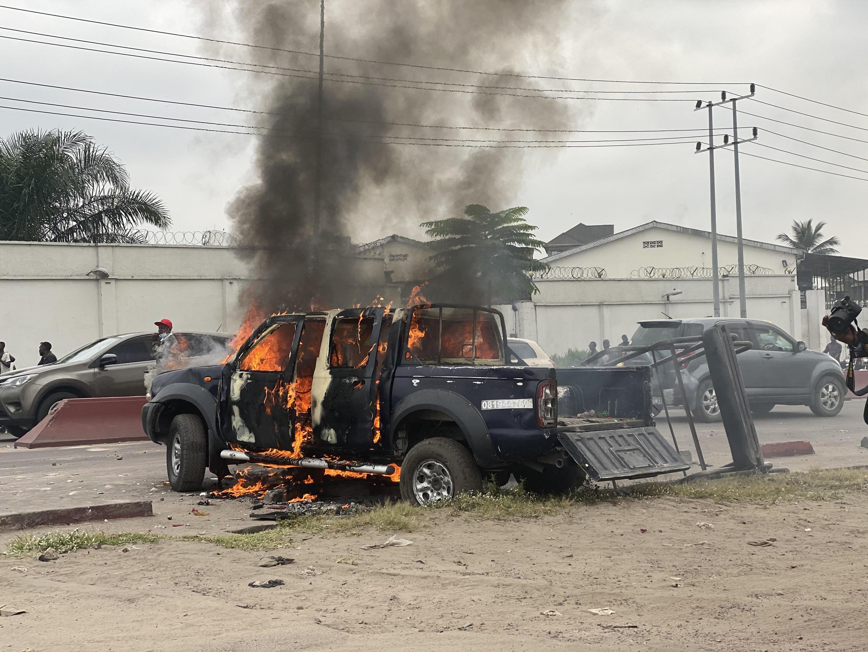 Kinshasa - affrontement - ramadan - prière - violence - pickup