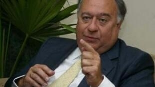 Humberto Calderón Berti ex Ministro de energía venezolano