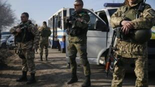 Os Estados Unidos anunciaram novo reforço militar para a Ucrânia combater os separatistas do leste..