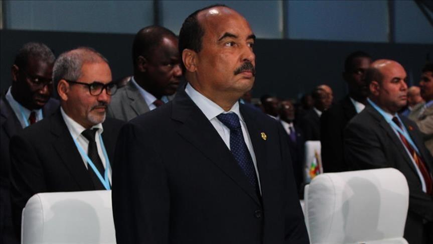Rais wa zamani wa Mauritania Mohammed Ould Abdel Aziz