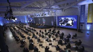 Portugal - Porto - Sommet social - AP21127503898667