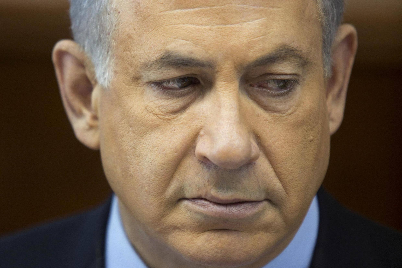 Benyamin Netanyahu a demandé à ses ministres de cesser leurs contacts avec les Palestiniens.