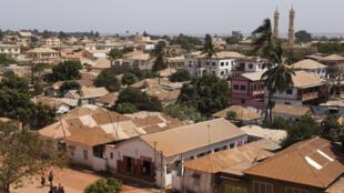 Vue de Banjul, capitale de la Gambie. Une terre d'opportunité ?
