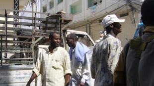 Dans les quartiers de Mogadiscio, on veut croire à la paix.