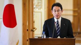 فومیو کیشیدا، وزیر امور خارجه ژاپن