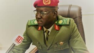 Msemaji wa jeshi nchini Sudan Kusini, Meja jenerali Lul Ruai Koang