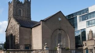 St Michans, Dublin, Ireland, which was vandalised for the second time on February 24, 2019, during which the skull of the famous 'Crusader' was stolen.