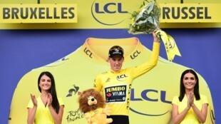Mike Teunissen se corona vencedor de la primera etapa del Tour de Francia 2019